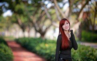 kc美女wc全景系列 美女电吉他手Tina S作品系列图片