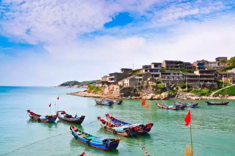 南京周边的避暑海岛, 不逊色于夏威夷和马尔代夫!