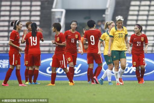 女足 中国女足世界杯赛程 中国女足3 1日本女足集锦
