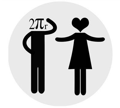 女性icon矢量图