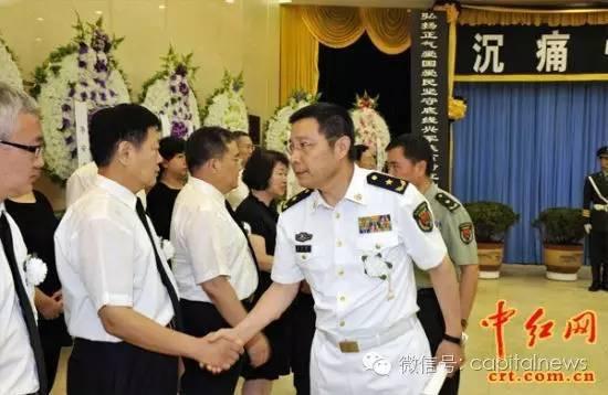 国共上将后代搭档解放军要害部门