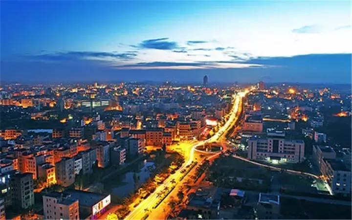 化州gdp_广东哪个城市最富 哪个城市最穷 快来看看你的家乡是富还是穷