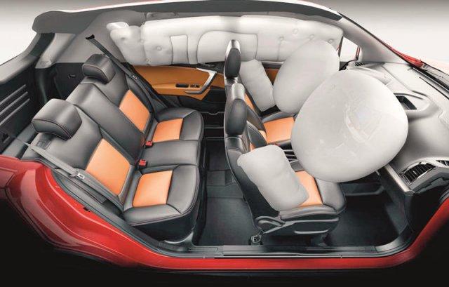 汽车安全气囊的发展变化过程