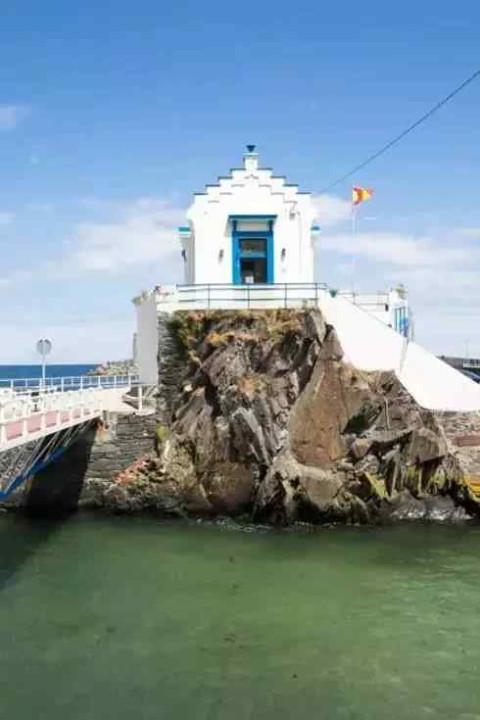 点击加载图片 点击加载图片 ⒑大海边的童话小镇——库迪列罗 库