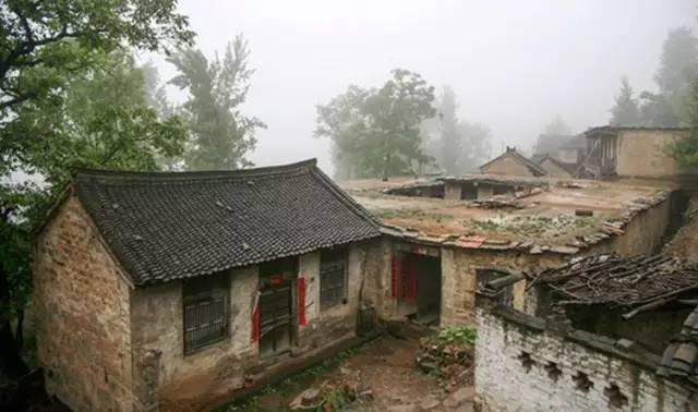 晋城横河风景区