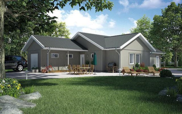 新农村单层自建房设计图展示