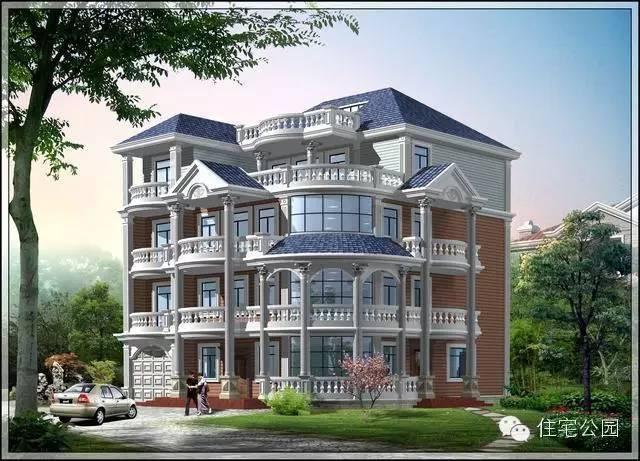 最新:复式三层小别墅设计图,造出全村最美丽的房子!_突袭科技_突袭网