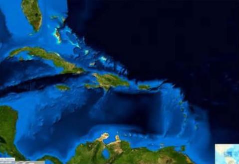 最深处的风景   地球探秘之旅作文四百字《地球探秘:海洋·极地·太空
