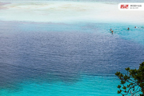 沙滩微信头像风景图