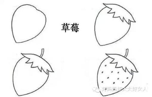 中秋人物吃月饼简笔画 全家赏月吃月饼简笔画 小孩吃月饼简笔画 一盘
