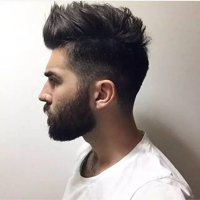 男人头型与发型分享展示图片