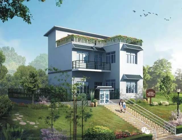 农村房子20万以下框架结构图片