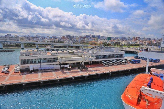 我们是早上10点下船下午5点前要回到邮轮,6点邮轮起航出发去宫古岛.