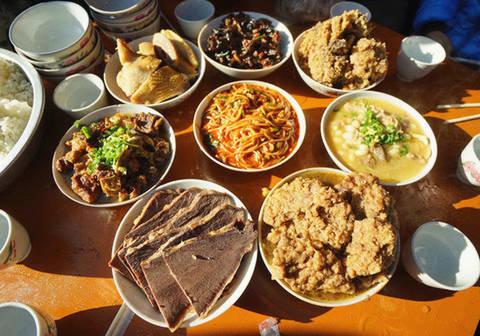 农村喜宴菜谱十六个菜【相关词_ 农村喜宴菜谱】图片