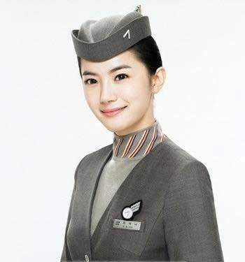 韩国韩亚航空空姐