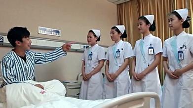 美女护士恶搞病人