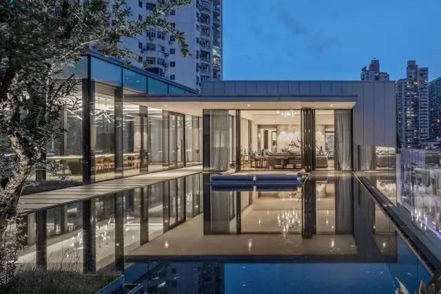最美奢华现代别墅