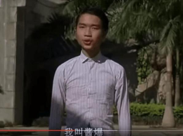"""何文辉在《少林足球》和《功夫》都饰演""""酱爆""""图片"""