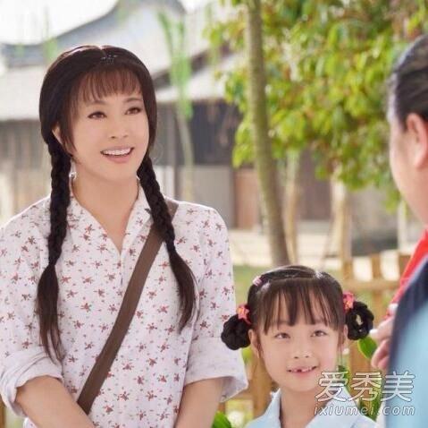 60岁刘晓庆素颜老态照不忍直视