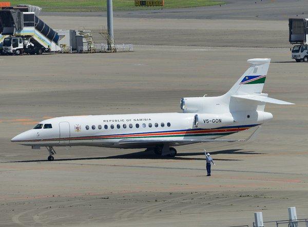 learjet-45 摩洛哥空军为国王和总统提供专机服务.