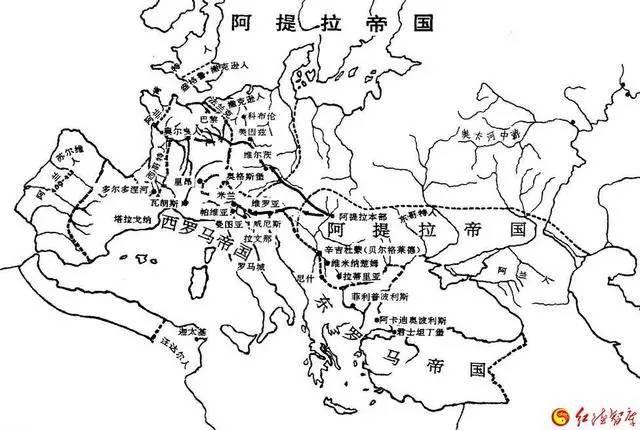 地图 简笔画 手绘 线稿 640_430