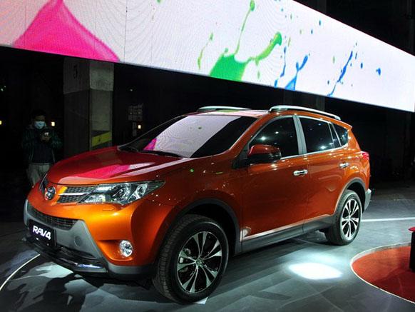丰田arv4厂家17年新年最新优惠信息报价及图片欢迎致电