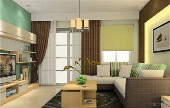 小户型客厅装修设计技巧 打造精致实用客厅