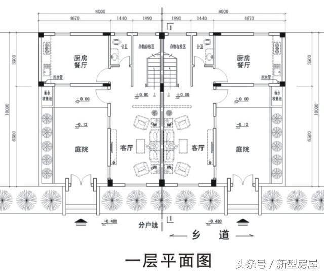 7米x10米房子设计图纸