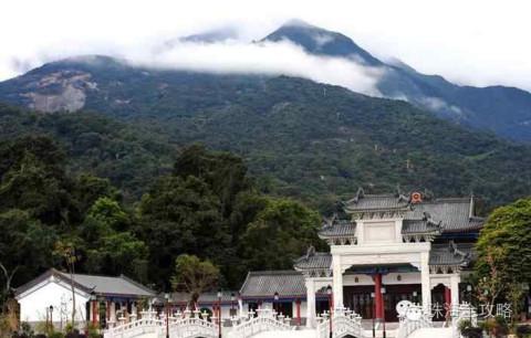 地址:惠州市博罗县罗浮山风景名胜区 鲁冰花童话园 位于广东省惠州市