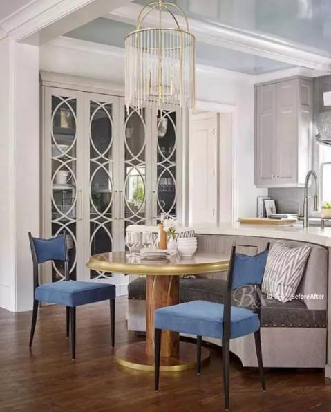 厨房窗帘, 高颜值考究高实用, 停驻优雅脚步, 风景这边独好