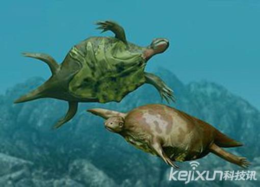 世界七大史前动物始祖