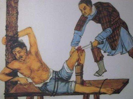 古代怀孕手绘图