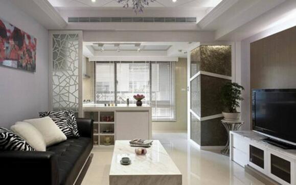 點擊加載圖片 空調位置擺放 客廳空調出風口最大就是正對著財位,將家