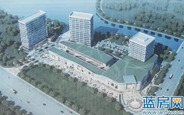 福州琅岐岛将迎第一座商业综合体