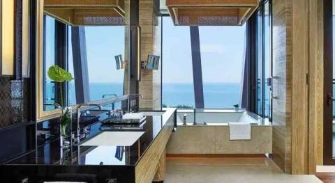 带娃踏浪踩沙看海景 | 三亚海棠湾君悦酒店