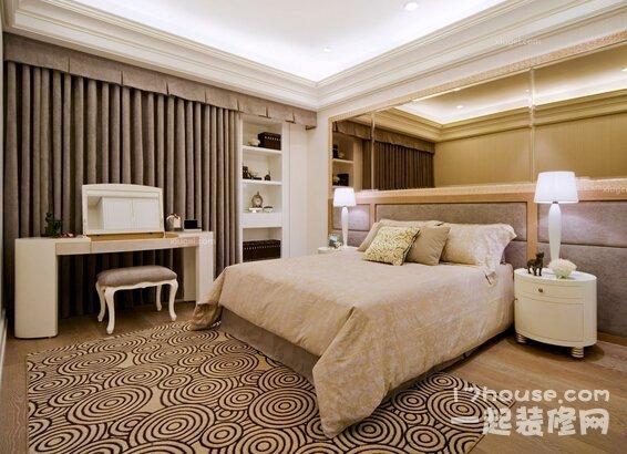 居家达人教你卧室欧式家具摆放方法