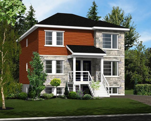 20套农村建房户型 现代风格 只适合90后