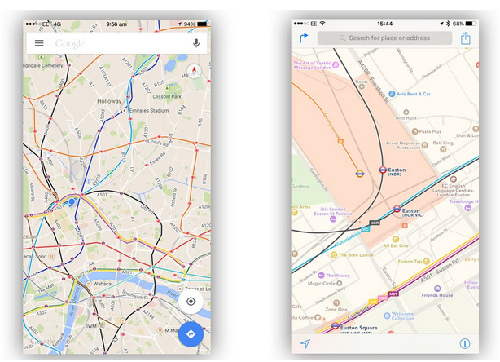 [谷歌地图]谷歌地图高清卫星地图