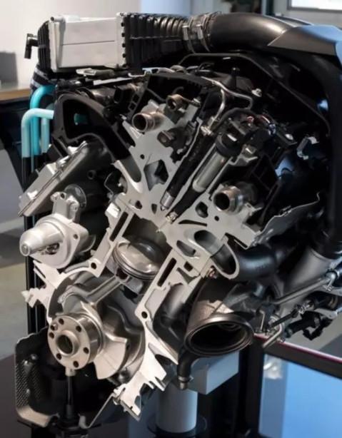 5t发动机可以达到 160kw (218ps),而mini上那台发动机才区区100kw的最