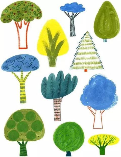 点击加载图片 点击加载图片 美景篇 郁郁葱葱的森林,萌萌的小动物