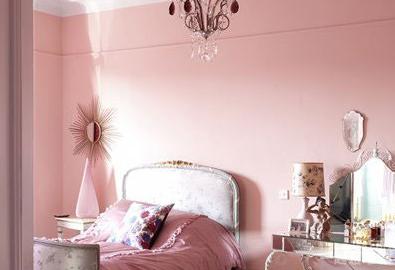 女生房间设计 梦幻装修也不难