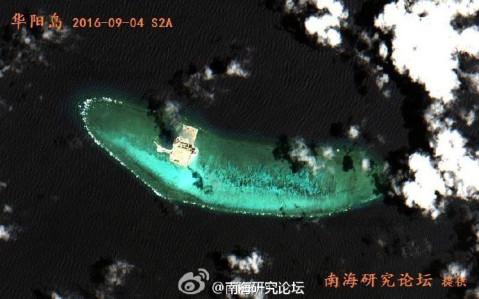 中国在南海有四挑战: 外军欲占岛