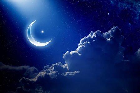p图素材月亮 picsart